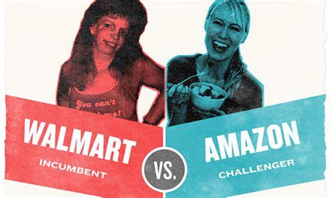 amazon vs walmart the real reason why amazon is beating walmart in sales