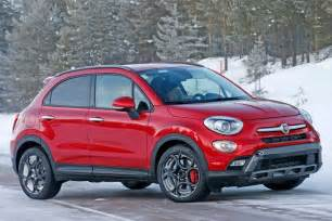 Fiat Abarth Fiat 500x Abarth 2018 Is Fiat Readying A Hatch