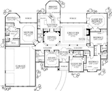 single story house plans 3000 sq ft one story house plans 3000 sq ft home deco plans