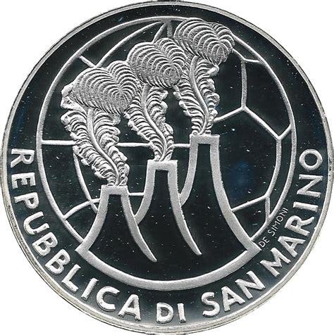 5 euros coupe du monde de football 2006 marin