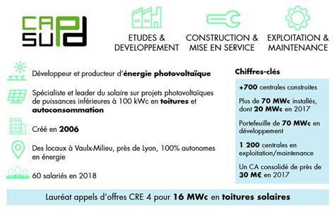 Cap Sud Photovoltaique by Centrales Solaires Cap Sud Lendopolis