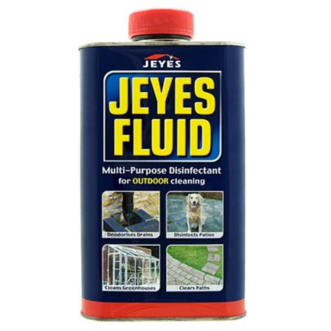 jeyes fluid muti purpose disinfectant for outdoor cleaning