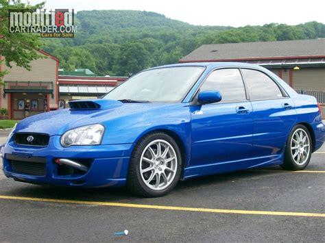 Subaru Impreza Wrx 2004 For Sale by 2004 Subaru Impreza Wrx For Sale Colchester Connecticut