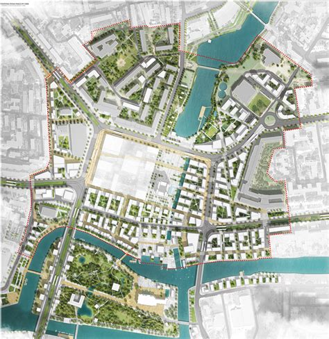Grid Layout City | city of kaliningrad devillers associ 233 s off the grid