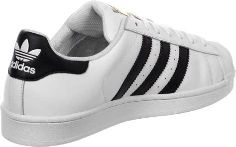 Adidas Uk 39 43 adidas superstar j w schuhe wei 223 schwarz im weare shop