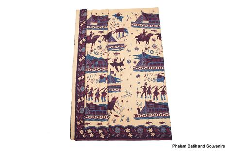 Kain Batik 110 X 210 Cm batik sarong motif phalam batik souvenirs