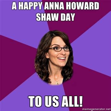 s day liz happy howard shaw day welcome your judges