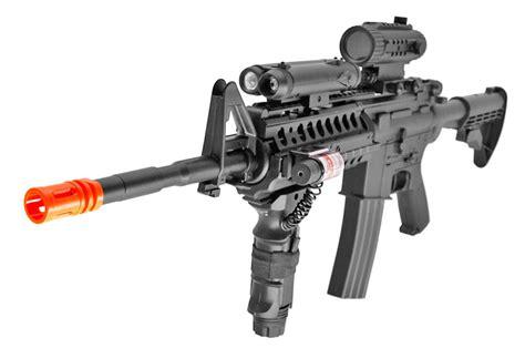 Airsoft Gun Rifle firepower auto f4 d electric airsoft m4 ris aeg