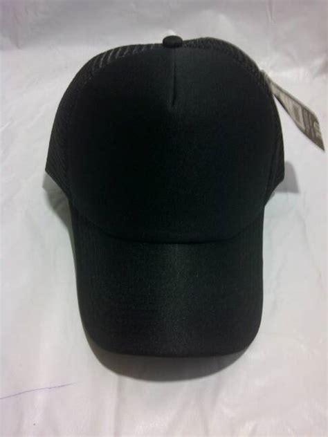 Topi Trucker Jaring Arguments jual topi polos hitam trucker jaring griya topi