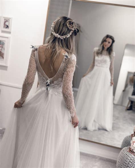 la donna schierling vintage boho brautkleid hochzeitskleid