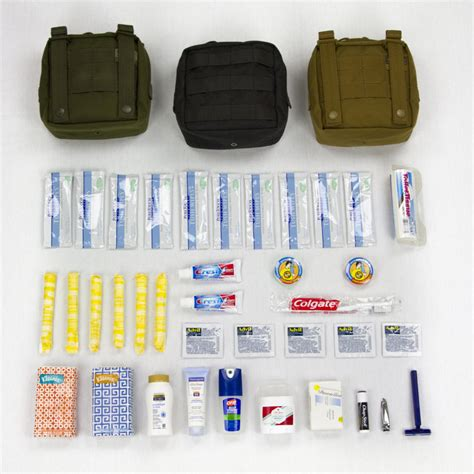 kits for hygiene kit by ready to go survival hygiene kit