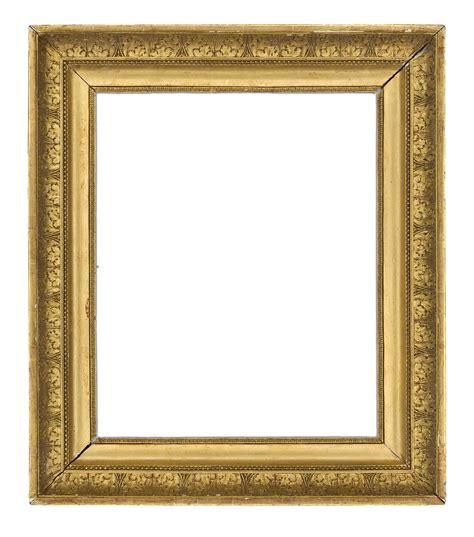 framing a picture the empire style