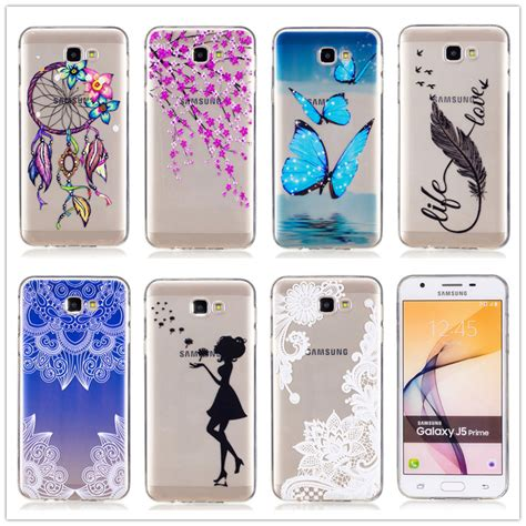 Soft Samsung J3 Sillicon Batik Flower Swarovsky J3 2015 aliexpress buy meachy soft for samsung galaxy j5 prime butterfly flower silicone back