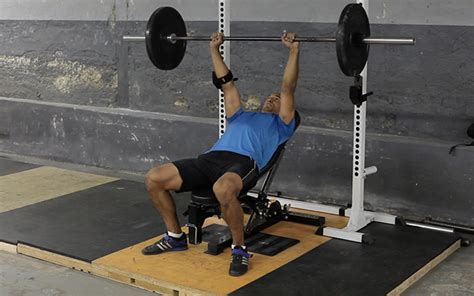 arms bench press 28 images exercise database push train with purpose