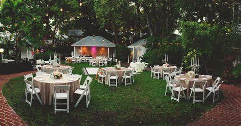 small wedding venues west key west wedding venues town manor weddings