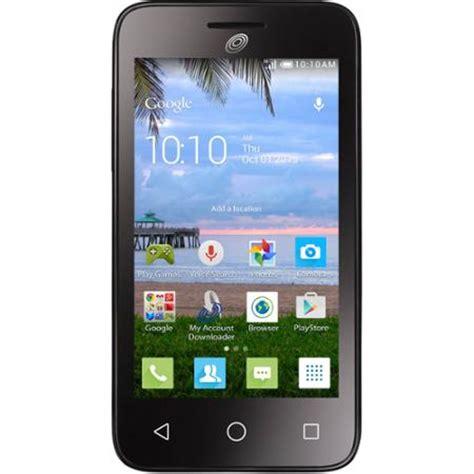 tracfone android tracfone alcatel pixi eclipse android prepaid smartphone walmart