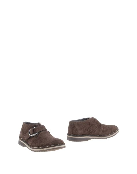 cox mens boots lyst cox ankle boots in brown for