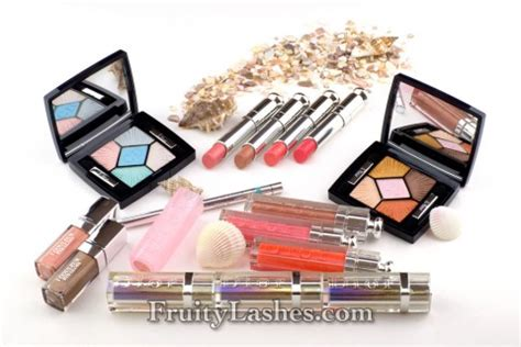 Check Out Diors Makeup Collection makeup summer 2012 croisette collection swatches and