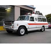Vintage Ambulance Photos