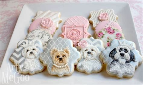 puppy cookies the 140 best images about cat and ideas on decorated cookies cookie