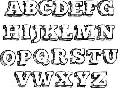 Design Lettre De L Alphabet Funky Lettre De Lalphabet Stock Vecteur Libres De Droits 472320355 Istock