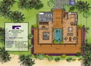 tropical floor plans tiny home brazil option 2 with twin bedrooms such as for