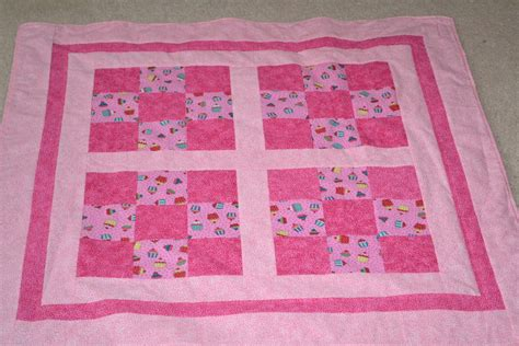Cupcake Quilt by Cupcake Baby Quilt