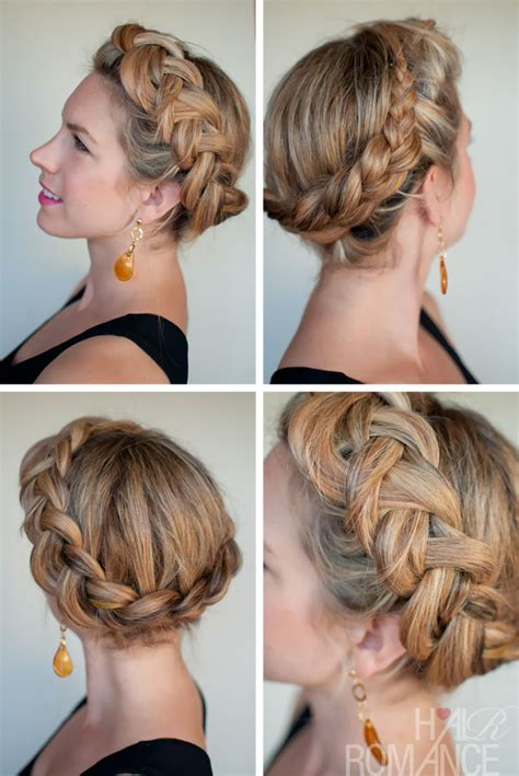how to do updo hairstyles with weave 30 braids in 30 days day 22 hair romance