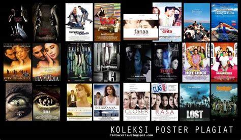 film malaysia yang terkenal di indonesia poster film indonesia yang plagiat