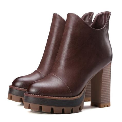 high heel ankle boots cheap cheap black ankle boots yu boots