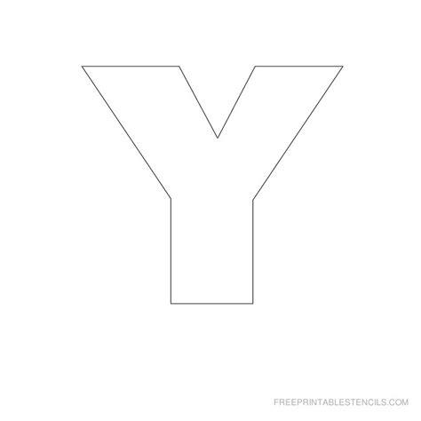 free printable letter templates big block letters letters font