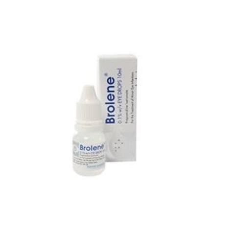 eye infection drops brolene eye drops eye infections blepharitis conjunctivitis blepharitis 10ml ebay