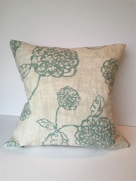 Sale Floral Pillows Throw Pillows Couch Pillows By Plushpup