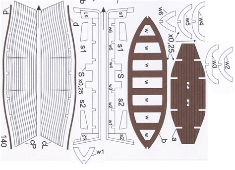 origami lifeboat rc boat plans cool woodworking plans