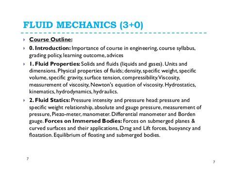 introduction  fluid mechanics