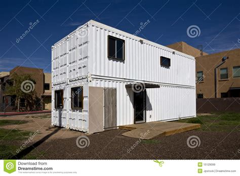 Temporary Housing by Temporary Housing Royalty Free Stock Images Image 15129099