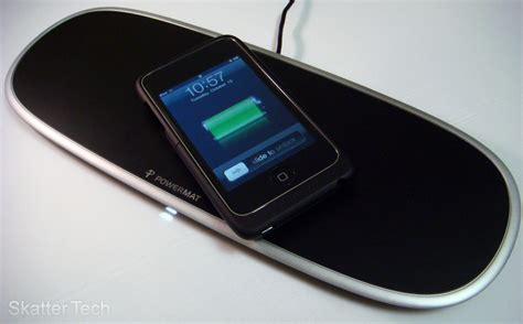 Power Mat by Powermat Wireless Chargers Review Skatter