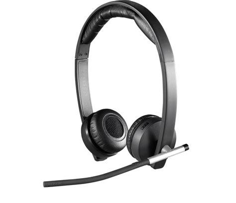 Headset Logitech logitech h820e wireless headset with up to 300 foot range