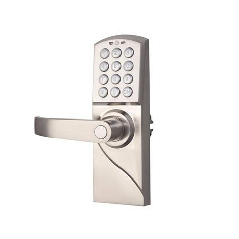 Front Door Handle With Keypad Popular Door Handle Keypad Buy Cheap Door Handle Keypad
