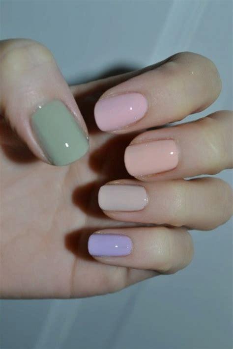 17 pastel nail designs pretty designs