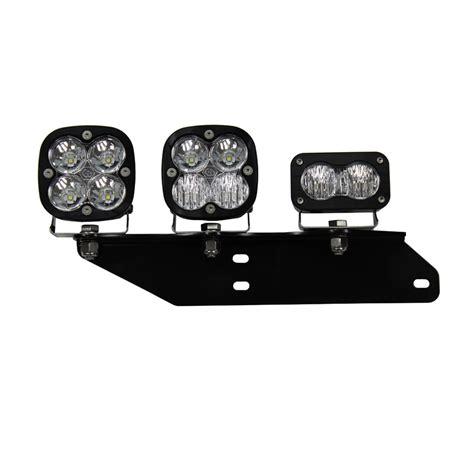 2017 ford raptor fog lights ford raptor 2017 fog pocket kit unlimited baja designs 194