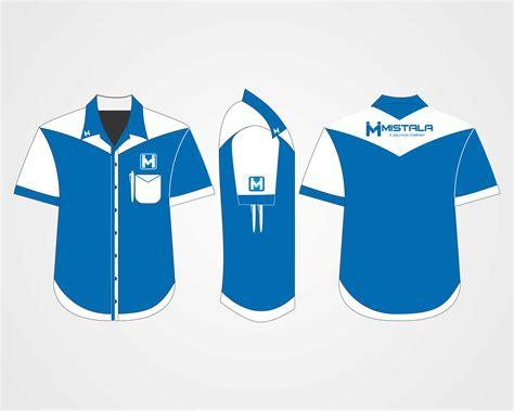 corel draw x5 desain kemeja sribu desain seragam kantor baju kaos desain kemeja kerja