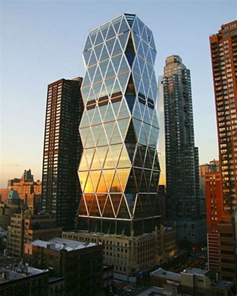 famous new york architects famous architects norman foster hearst tower new york