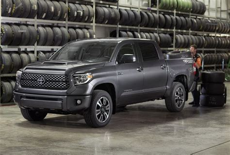 toyota trd package 2018 toyota tundra trd sport package performance
