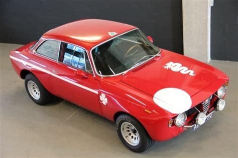 Rally Auto Te Koop Alfa Romeo by Auto Veloce Rally Alfa Romeo Giulia Sprint Gt Veloce