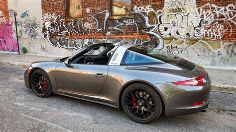 Porsche Gts 4 by 2015 Porsche 911 Targa 4 Gts Test Drive Review