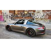 2015 Porsche 911 Targa 4 GTS Test Drive Review