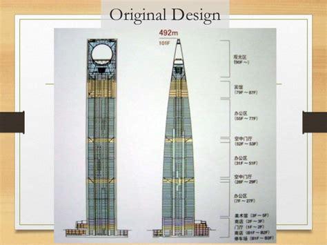 shanghai world financial center floor plan shanghai world financial center