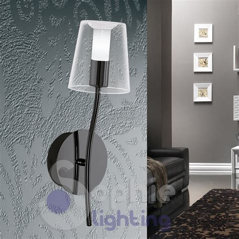 applique led parete applique parete led sostituibili moderno design acciaio