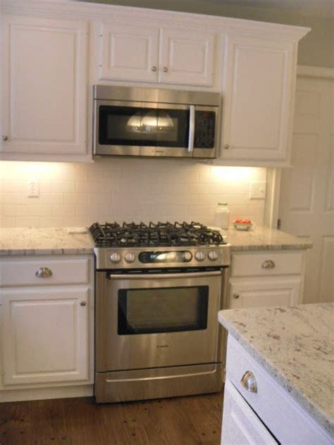 River White Granite With Cabinets by River White Granite With White Cabinets Home